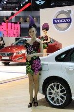 Bangkok - Thailand International Motor Expo 2011 XXV