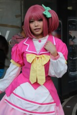 Bangkok - Cosplay / Festival J-Trends in Town am MBK IV