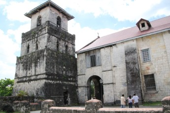 Bohol - Baclayon Church II