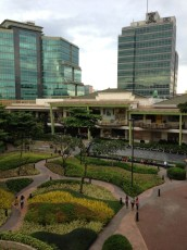 Cebu-City - Ayala Mall mit Terraces I
