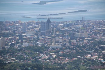 Cebu-City - Tops Lookout Area auf dem Busay Hill IV