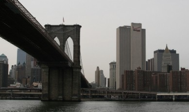 Manhattan-Bootstour: Brooklyn Bridge