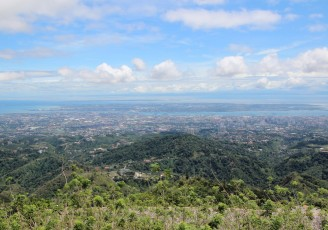 Cebu-City - Tops Lookout Area auf dem Busay Hill VIII