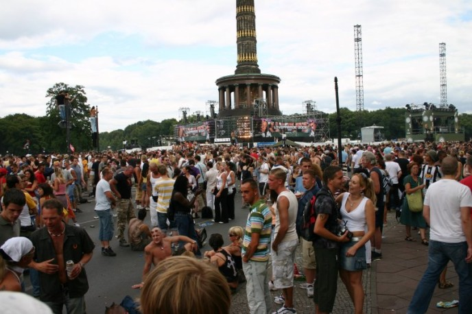 Vergrößerte Version von Loveparade 2006 - The Love is Back XXII anzeigen
