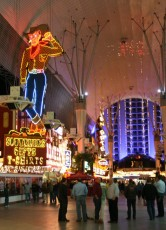 Fremont Street Experience I