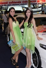 Bangkok - Thailand International Motor Expo 2011 LXXXII