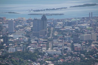 Cebu-City - Tops Lookout Area auf dem Busay Hill V