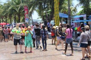 Pattaya - Songkran 2013 CL