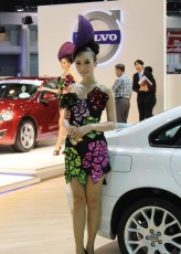 Bangkok - Thailand International Motor Expo 2011 XXVI