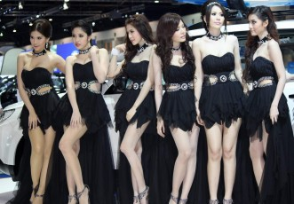 Bangkok - Thailand International Motor Expo 2011 LVIII