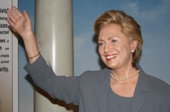 Madame Tussauds in New York XI: Hillary Clinton
