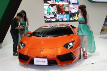 Bangkok - 34th Bangkok International Motor Show CLXVI