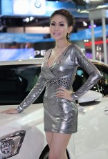 Bangkok - Thailand International Motor Expo 2011 XLV