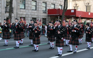 "248th Parade am St. Patrick""s Day IV"