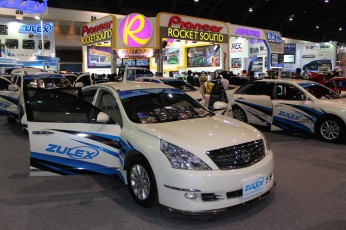 Bangkok - Thailand International Motor Expo 2011 LXXIX