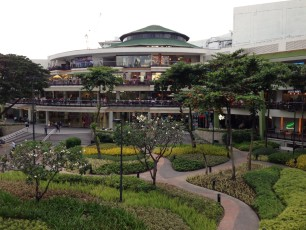 Cebu-City - Ayala Mall mit Terraces II