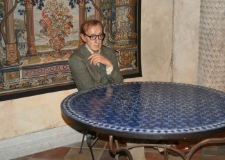 Madame Tussauds in New York IV: Woody Allen