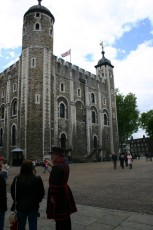 London - Innerhalb des Tower of London IV