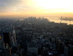 Blick vom Empire State Building XIII