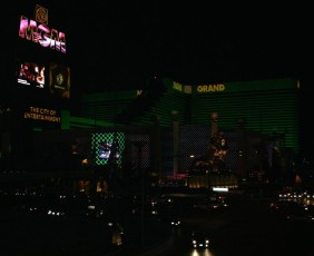 Nachttrip - MGM Grand