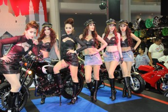 Bangkok - 34th Bangkok International Motor Show CCLXXI