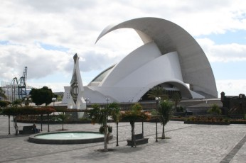 Auditorio de Tenerife in Santa Cruz