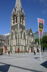 Christchurch - Christchurch Cathedral III
