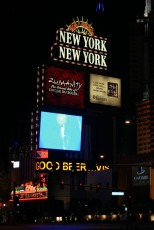 Nachttrip - New York New York Hotel I