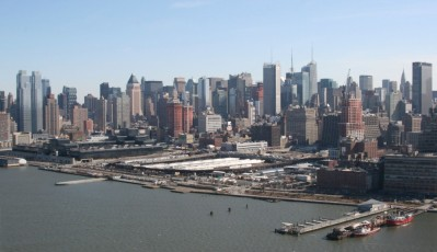Heli-Flug in NYC: Midtown Manhattan I