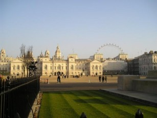 Horse Guards Road / St. James Park I