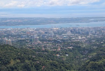 Cebu-City - Tops Lookout Area auf dem Busay Hill III