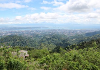 Cebu-City - Tops Lookout Area auf dem Busay Hill II