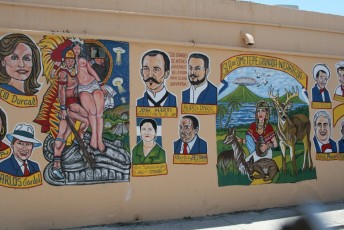 Murals in Little Havanna IV