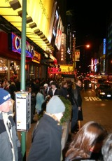 Times Square / 42nd St. am Abend I