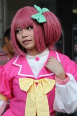 Bangkok - Cosplay / Festival J-Trends in Town am MBK III