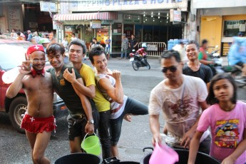 Pattaya - Songkran 2013 XV