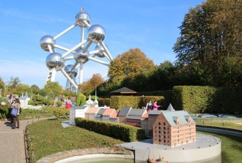 Mini-Europe Park im Bruparck VI