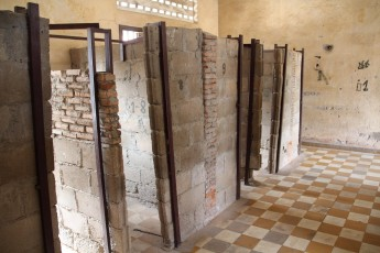Phnom Penh - Tuol Sleng Genocide Museum X