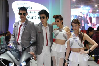 Bangkok - 34th Bangkok International Motor Show CCXXIX