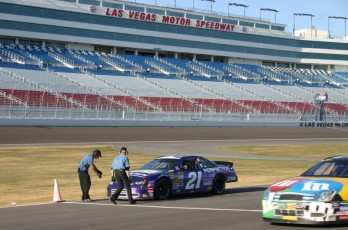 Richard Petty Driving Experience VII