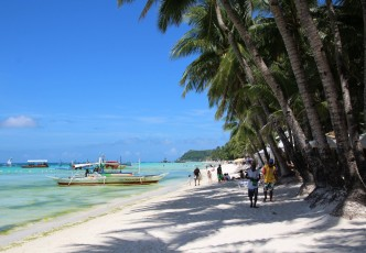 Boracay - Vom White Beach zum Diniwid Beach III