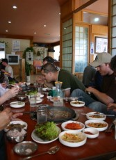DMZ-Tour - Bulgogi-Lunch in trad. Restaurant