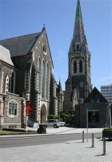 Christchurch - Christchurch Cathedral II