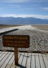 Death Valley - Badwater Basin I