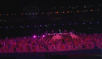 Melbourne: Commonwealth Games Closing Ceremony V