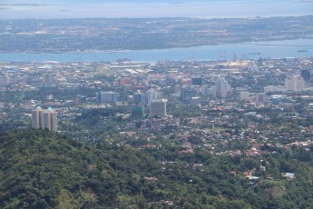 Cebu-City - Tops Lookout Area auf dem Busay Hill VII