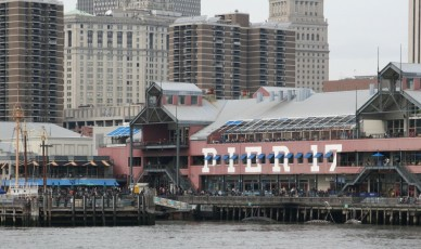 Manhattan-Bootstour: South Street Seaport III