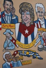 Murals in Little Havanna I