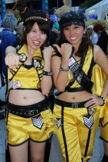 Bangkok - Cosplay / Festival J-Trends in Town am MBK XXXIX