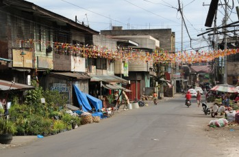Cebu-City - Typische Straßenszenen in Cebu-City I